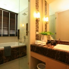 Отель 39 Boulevard Executive Residence ванная