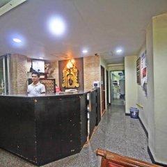 Отель Pinnacle Sukhumvit Inn Бангкок интерьер отеля фото 2