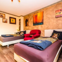 Отель Wohnzeit Köln Apartment Германия, Кёльн - отзывы, цены и фото номеров - забронировать отель Wohnzeit Köln Apartment онлайн комната для гостей