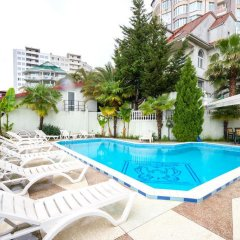 Гостиница Вилла Медовая в Сочи отзывы, цены и фото номеров - забронировать гостиницу Вилла Медовая онлайн бассейн фото 3