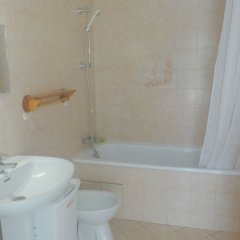 Отель FONCET Ницца ванная