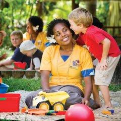 Отель Outrigger Fiji Beach Resort Фиджи, Сигатока - отзывы, цены и фото номеров - забронировать отель Outrigger Fiji Beach Resort онлайн детские мероприятия фото 2