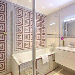 Отель Juliana Paris Франция, Париж - отзывы, цены и фото номеров - забронировать отель Juliana Paris онлайн ванная фото 2