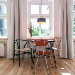 Апартаменты PrenzlBed Apartments комната для гостей