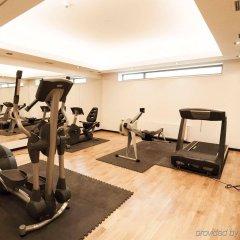 Europeum Hotel фитнесс-зал