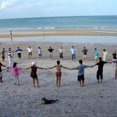 Отель Baan Talay Dao пляж