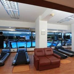 Asia Hotel Bangkok фитнесс-зал фото 6