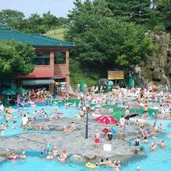 Отель Inter-Burgo Южная Корея, Тэгу - отзывы, цены и фото номеров - забронировать отель Inter-Burgo онлайн бассейн фото 2