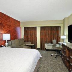 Отель Hampton Inn & Suites Columbus - Downtown США, Колумбус - отзывы, цены и фото номеров - забронировать отель Hampton Inn & Suites Columbus - Downtown онлайн удобства в номере фото 2