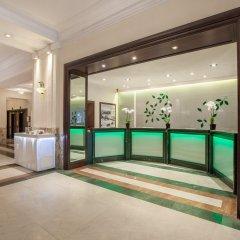 Отель Crowne Plaza Brussels - Le Palace Бельгия, Брюссель - 2 отзыва об отеле, цены и фото номеров - забронировать отель Crowne Plaza Brussels - Le Palace онлайн интерьер отеля фото 2