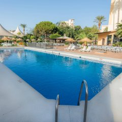 Hotel Royal Costa бассейн