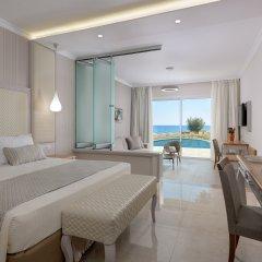 Отель Rodos Palladium Leisure & Wellness Греция, Парадиси - 1 отзыв об отеле, цены и фото номеров - забронировать отель Rodos Palladium Leisure & Wellness онлайн комната для гостей фото 3