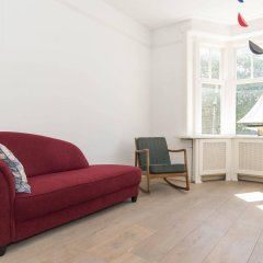 Отель Zuideramstel apartments - RAI area Нидерланды, Амстердам - отзывы, цены и фото номеров - забронировать отель Zuideramstel apartments - RAI area онлайн комната для гостей фото 4
