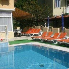 Hasinci Hotel Турция, Мармарис - отзывы, цены и фото номеров - забронировать отель Hasinci Hotel онлайн бассейн