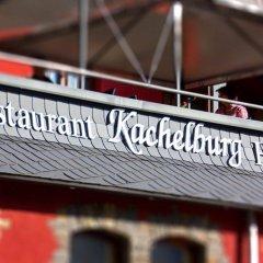 Hotel Kachelburg гостиничный бар