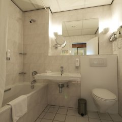 Отель Crowne Plaza Antwerp ванная
