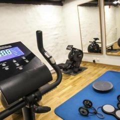 Отель Elite Adlon фитнесс-зал