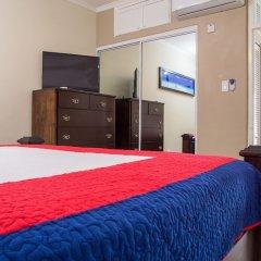 Отель Brompton 40 by Pro Homes Jamaica сейф в номере