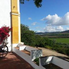 Отель Hacienda El Santiscal - Adults Only балкон