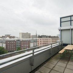 Отель Appartement Ontop Германия, Гамбург - отзывы, цены и фото номеров - забронировать отель Appartement Ontop онлайн балкон