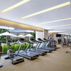 Отель The St. Regis Singapore фитнесс-зал