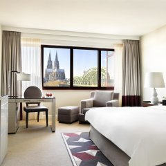 Отель Hyatt Regency Köln комната для гостей фото 3