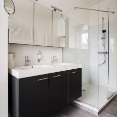 Отель Smartflats Design - Meir Бельгия, Антверпен - отзывы, цены и фото номеров - забронировать отель Smartflats Design - Meir онлайн ванная