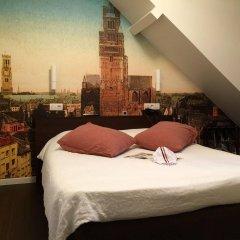 Отель Marcel Бельгия, Брюгге - 1 отзыв об отеле, цены и фото номеров - забронировать отель Marcel онлайн комната для гостей фото 5