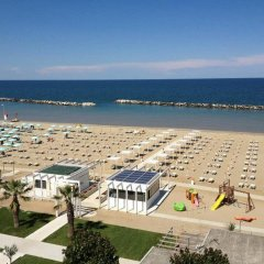 Hotel Sonne Римини пляж