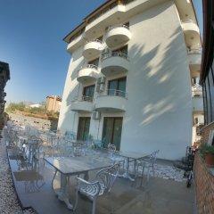 Bellamaritimo Hotel Турция, Памуккале - 2 отзыва об отеле, цены и фото номеров - забронировать отель Bellamaritimo Hotel онлайн балкон