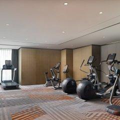 Отель Sheraton Shenzhen Nanshan Шэньчжэнь фитнесс-зал фото 2