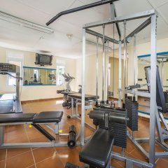 Отель Be Live Experience Turquesa All Inclusive фитнесс-зал фото 2