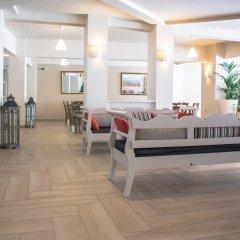 Messonghi Beach Hotel Сивота интерьер отеля фото 2