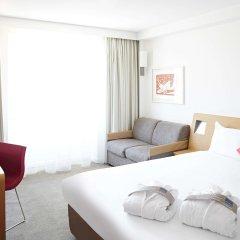 Отель Novotel Madrid Campo de las Naciones комната для гостей фото 5