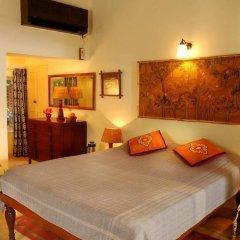Отель WelcomHeritage Maharani Bagh Orchard Retreat комната для гостей фото 5