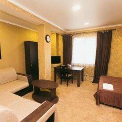 Гостиница Бархат в Нефтекамске 1 отзыв об отеле, цены и фото номеров - забронировать гостиницу Бархат онлайн Нефтекамск комната для гостей фото 5