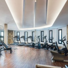 Pure Salt Port Adriano Hotel & SPA - Adults Only фитнесс-зал фото 3