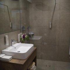 Hotel Gantkofel Терлано ванная