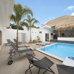 Отель Aditaya Pool Beach Villas Самуи бассейн фото 3