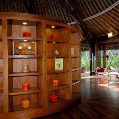 Отель Sofitel Bora Bora Marara Beach Resort Французская Полинезия, Бора-Бора - отзывы, цены и фото номеров - забронировать отель Sofitel Bora Bora Marara Beach Resort онлайн интерьер отеля фото 3