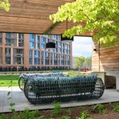 Отель Global Luxury Suites at The Wharf США, Вашингтон - отзывы, цены и фото номеров - забронировать отель Global Luxury Suites at The Wharf онлайн фото 2