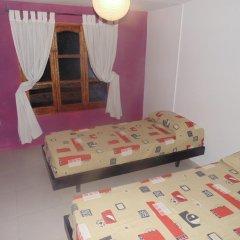 Hostel San Rafael Сан-Рафаэль комната для гостей