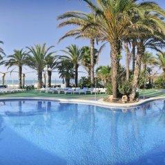Caprici Hotel бассейн фото 3