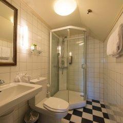 Отель Lillesand Hotel Norge Норвегия, Лилльсанд - отзывы, цены и фото номеров - забронировать отель Lillesand Hotel Norge онлайн ванная фото 2