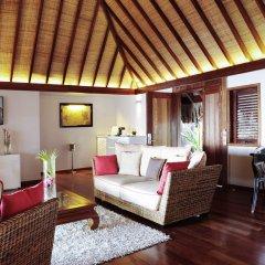 Отель Sofitel Moorea la Ora Beach Resort Французская Полинезия, Папеэте - 1 отзыв об отеле, цены и фото номеров - забронировать отель Sofitel Moorea la Ora Beach Resort онлайн комната для гостей фото 3