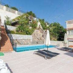 Отель MalagaSuite Beach Solarium & Pool Торремолинос бассейн фото 3
