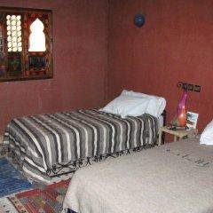 Отель Riad Dar Al Aafia Марокко, Уарзазат - отзывы, цены и фото номеров - забронировать отель Riad Dar Al Aafia онлайн комната для гостей фото 2