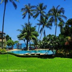 Отель Aloha Resort Таиланд, Самуи - 12 отзывов об отеле, цены и фото номеров - забронировать отель Aloha Resort онлайн бассейн фото 3