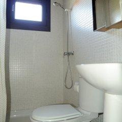 Отель Mirador de Ovio Otero V ванная