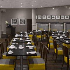 Radisson Blu Hotel, Edinburgh City Centre Эдинбург питание